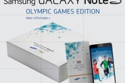 Samsung-ը ներկայացրել է Note 3-ի հատուկ Olympic Games թողարկում