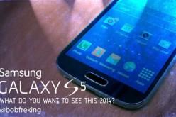 Ինչի՞ց է պատրաստված լինելու Galaxy S5 կաղապարը