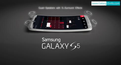 Samsung Galaxy S5 render 6