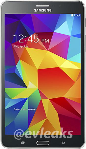 Samsung Galaxy Tab 4 1