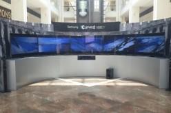 Samsung-ը Հայաստանում ներկայացրեց UHD կոր հեռուստացուցների տեսականին