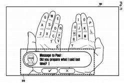 Samsung-ը կտեղափոխի վիրտուալ ստեղնաշարը մարդու մատների վրա