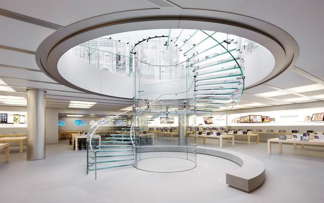 Shanhai Apple Store 02