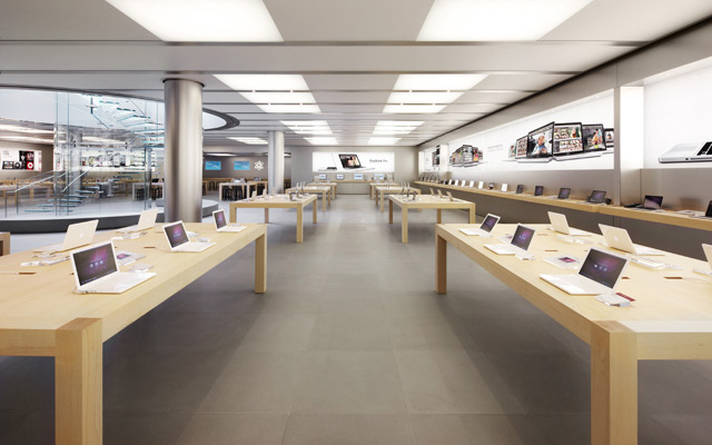 Shanhai Apple Store 03