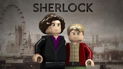 Sherlock Lego
