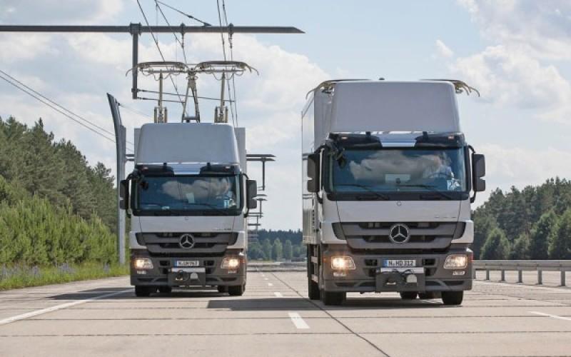 ԱՄՆ-ում փորձարկել են էլեկտրաբեռնատարների համար նախատեսված Siemens e-highway համակարգը (վիդեո)