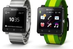 Sony-ն ներկայացրել է SmartWatch 2 «խելացի» ժամացույցի 2 նոր տարբերակ