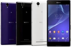 Sony-ն ներկայացրել է ֆաբլեթներ Xperia T2 Ultra-ն և Ultra dual-ը և մեկ սմարթֆոն