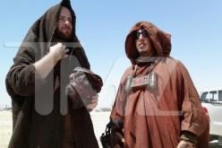 45լուսանկար «Աստղային պատերազմներ 7»-ի նկարահանումների տաղավարից (ֆոտոշարք)