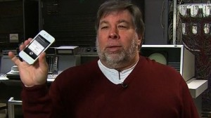Steve Wozniak about Siri