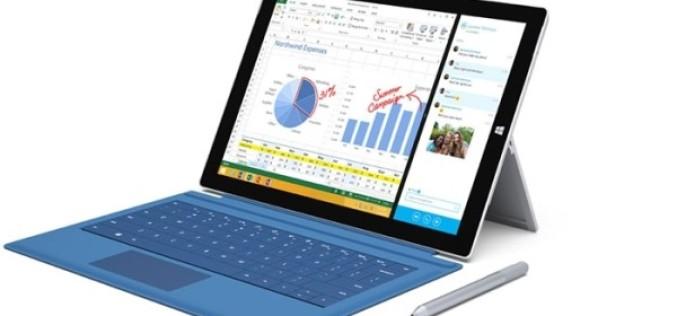 Microsoft-ը ներկայացրել է Surface Pro 3-ի նոր վիդեոգովազդ (վիդեո)