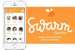 Foursquare-ը գործարկել է check in-ների նոր Swarm հավելվածը
