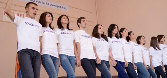 Հայաստանում Սինոփսիսի ուսումնական դեպարտամենտն ավարտեցին 102 շրջանավարտ