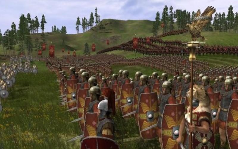 Կայացել է «Total War: ROME II. Կեսարը Գալիայում» խաղի անոնսը