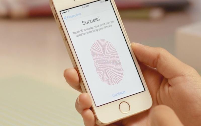 Apple-ը կկատարելագործի iPhone 5S-ի Touch ID սկաները