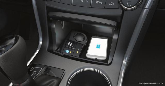 Toyota Camry Smartphone