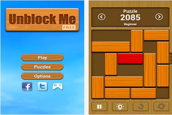Unblock Me FREE - Android Apps on Google Play