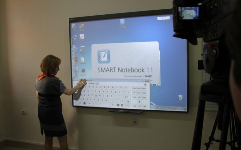 Wi-Fi ցանց և համակարգչային տեխնիկա՝ Հայ-ռուսական սլավոնական համալսարանին