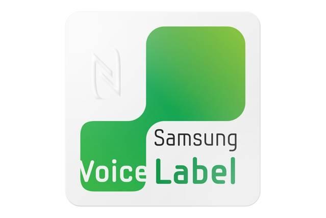 Voice Label