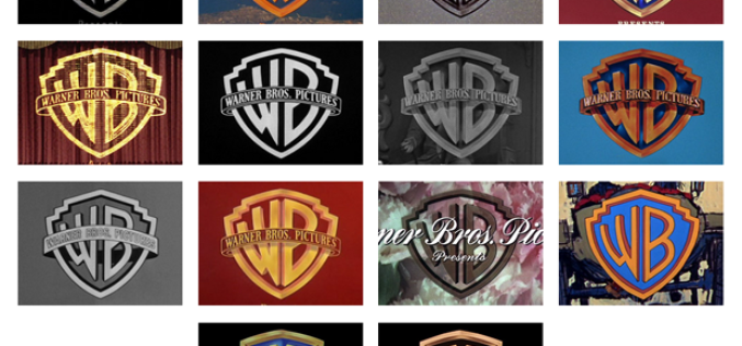 Warner Bros. ընկերության լոգոտիպի էվոլուցիան