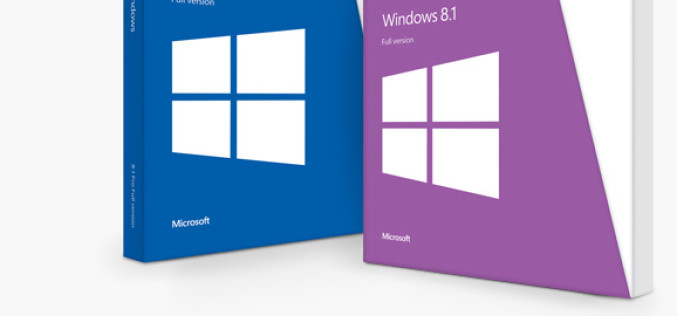 Windows 8-ի վաճառքները չեն կարողանում հասնել Windows 7-ի հաջողությանը
