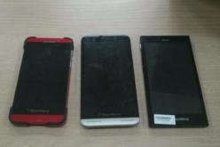 Ցանցում են հայտնվել BlackBerry Z3 սմարթֆոնի լուսանկարները