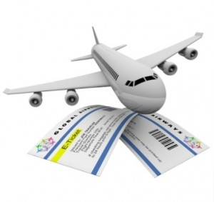 airplane-and-e-ticket-symbols