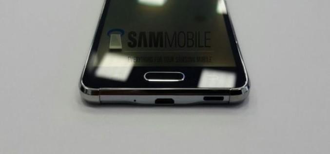 Մետաղական Samsung Galaxy Alpha-ն կներկայացվի օգոստոսի 4-ին (ֆոտո)
