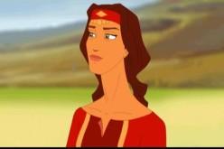 Թողարկվել է «Անահիտ» մուլտֆիլմի առաջին թրեյլերը