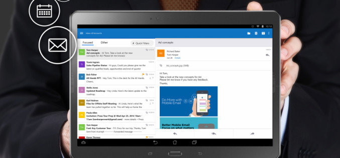Անվճար Microsoft Office` Android-պլանշետների համար