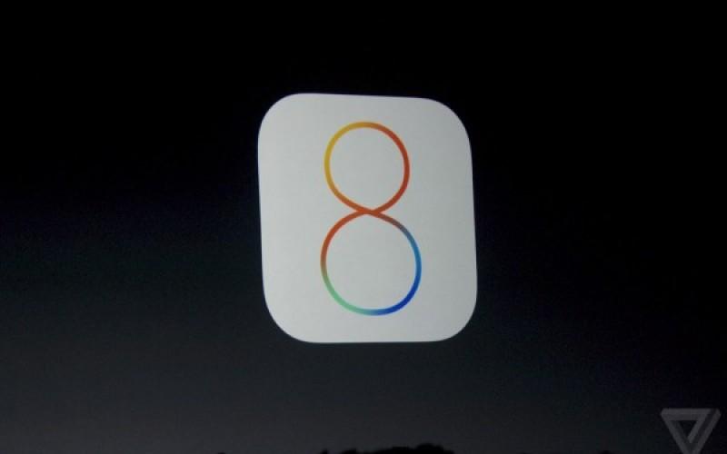 Apple-ը պաշտոնապես ներկայացրեց iOS 8-ը