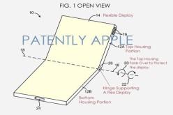 Apple-ն արտոնագրել է նոր տեսակի սմարթֆոն