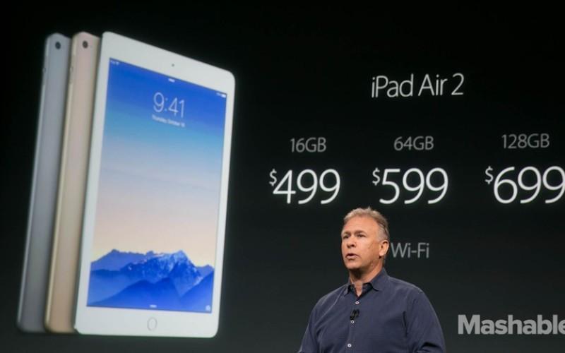 Apple-ը ներկայացրեց iPad Air 2 պլանշետը