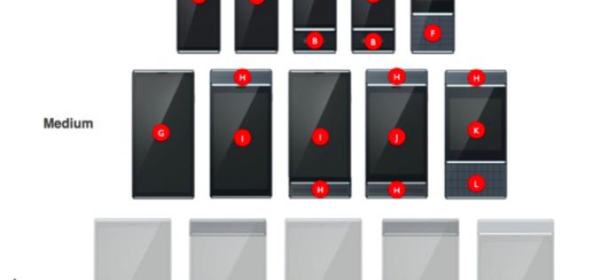 Google-ի Ara մոդուլային սմարթֆոնը կթողարկվի երեք տարբեր չափսերով