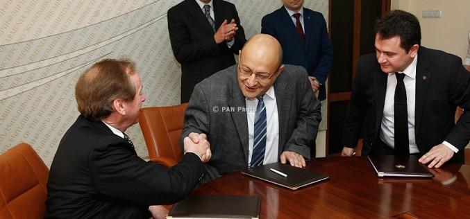 Ստորագրվեց 2019թ. Հայաստանում ՏՏ համաշխարհային համաժողովի անցկացման համաձայնագիրը