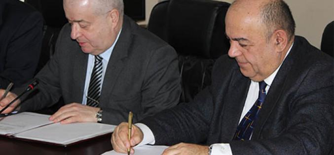 Պոլիտեխնիկն ու Honeywell-ը համագործակցության պայմանագիր են ստորագրել