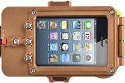 iPhone-ի անջրանցիկ պատյան՝ ընկղմեք սարքը մինչև 330 ոտնաչափ խորությամբ