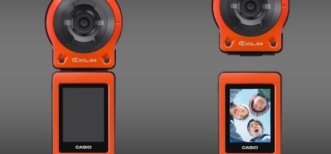 Casio Exilim EX-FR10՝ նոր էքշն-խցիկ էքստրեմալների համար