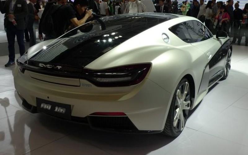 Event սպորտային էլեկտրամոբիլ՝ Tesla Model S-ի չինական տարբերակը