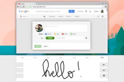 Chrome OS-ում հայտնվել է ձեռագիր տեքստի ճանաչման ֆունկցիա