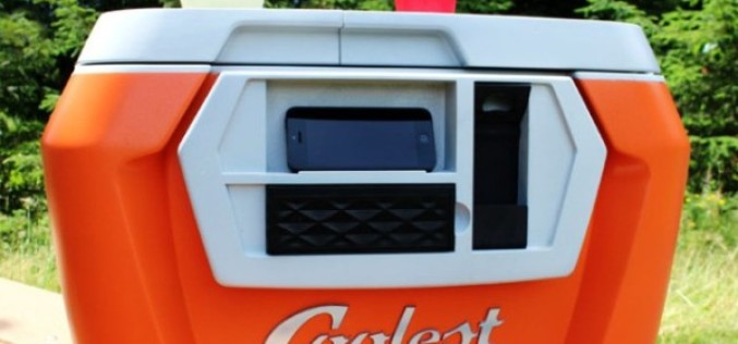 Coolest Cooler դյուրակիր սառնարան՝ Kickstarter-ի նոր ռեկորդակիր նախագիծ (վիդեո)