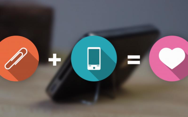 Ինչպես սեղմակից պատրաստել հեռախոսի հենակ (տեսանյութ)