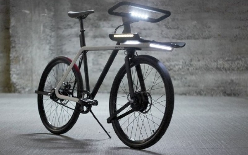 Denny՝ «խելացի» հեծանիվ «խելացի» ապրելակերպի սիրահարների համար (վիդեո)