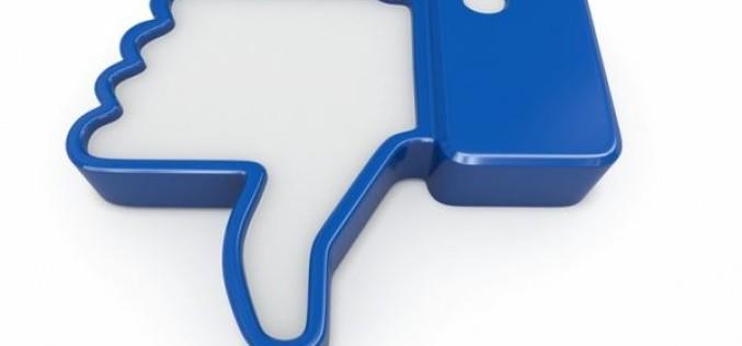 Ինչպես Facebook-ում ավելացնել Dislike կոճակը