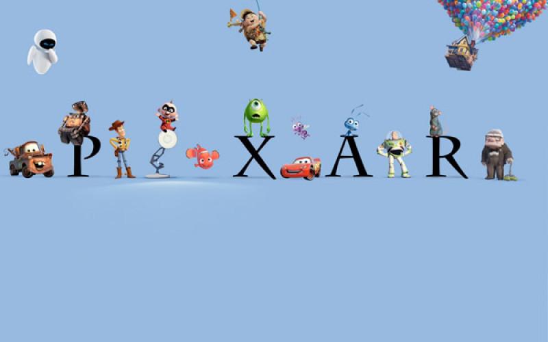 Դիզայները Pixar-ի մուլտֆիլմների տեսարաններով «ծիածան» է ստեղծել (վիդեո)