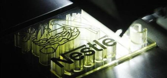 Nestlé-ն նախագծում է սնունդ տպող 3D տպիչ