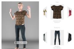 eBay-ում հնարավոր կդառնա փորձել հագուստը 3D մոդելներով (վիդեո)
