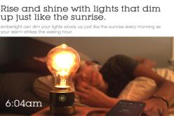 Emberlight-ը ցանկացած լամպ դարձնում է «խելացի» (վիդեո)