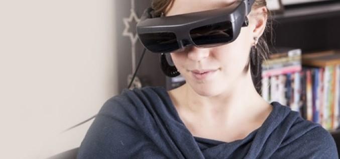 eSight ակնոցը թույլ կտա թույլ տեսողություն ունեցողներին կրկին տեսնել (տեսանյութ)