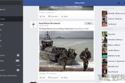 Թողարկվել է Windows 8.1-ի համար նախատեսված Facebook հավելված